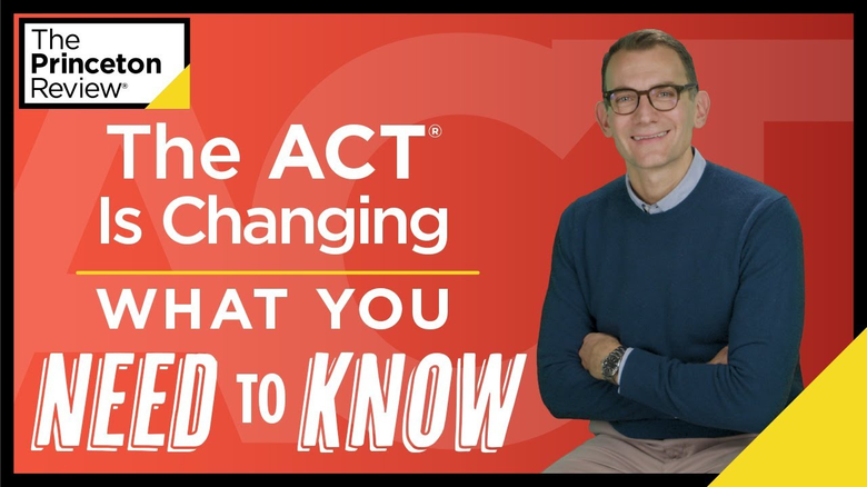 3 ACT Changes Coming This Year