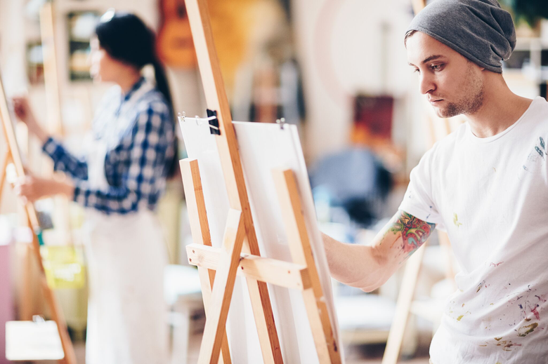 5 Careers You Can Pursue with an Art Degree