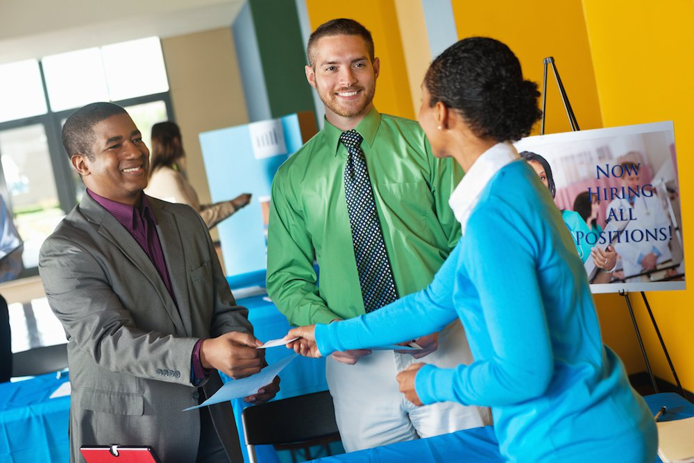7 Ways to Maximize Your Experience at A Career Fair