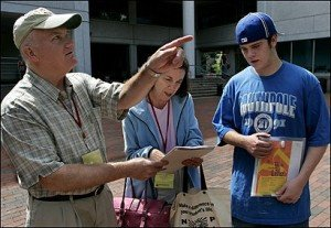 A Parent's Role in College Admissions