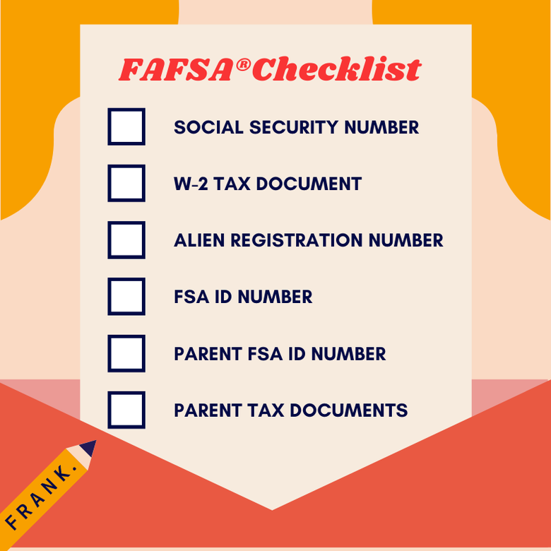 Consult This Financial Aid Checklist as You Prep for the FAFSA - 0