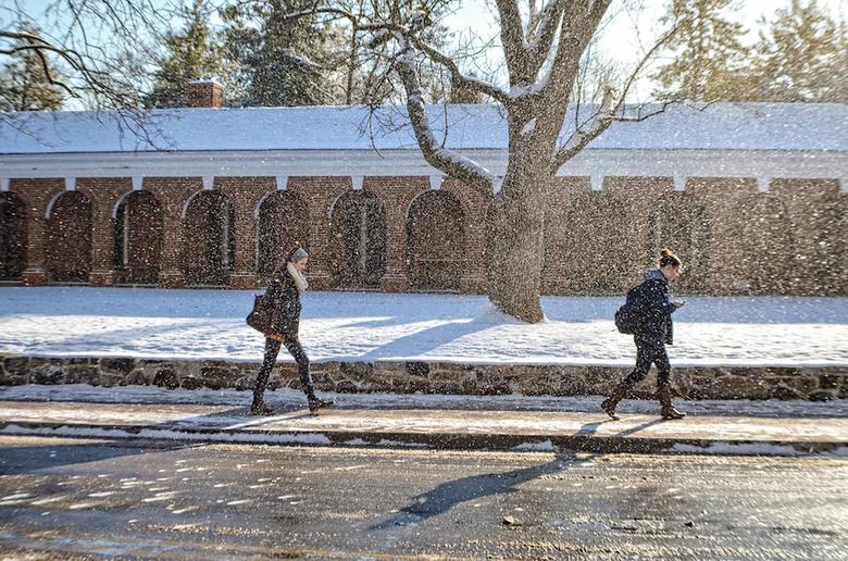 Frozen Campuses