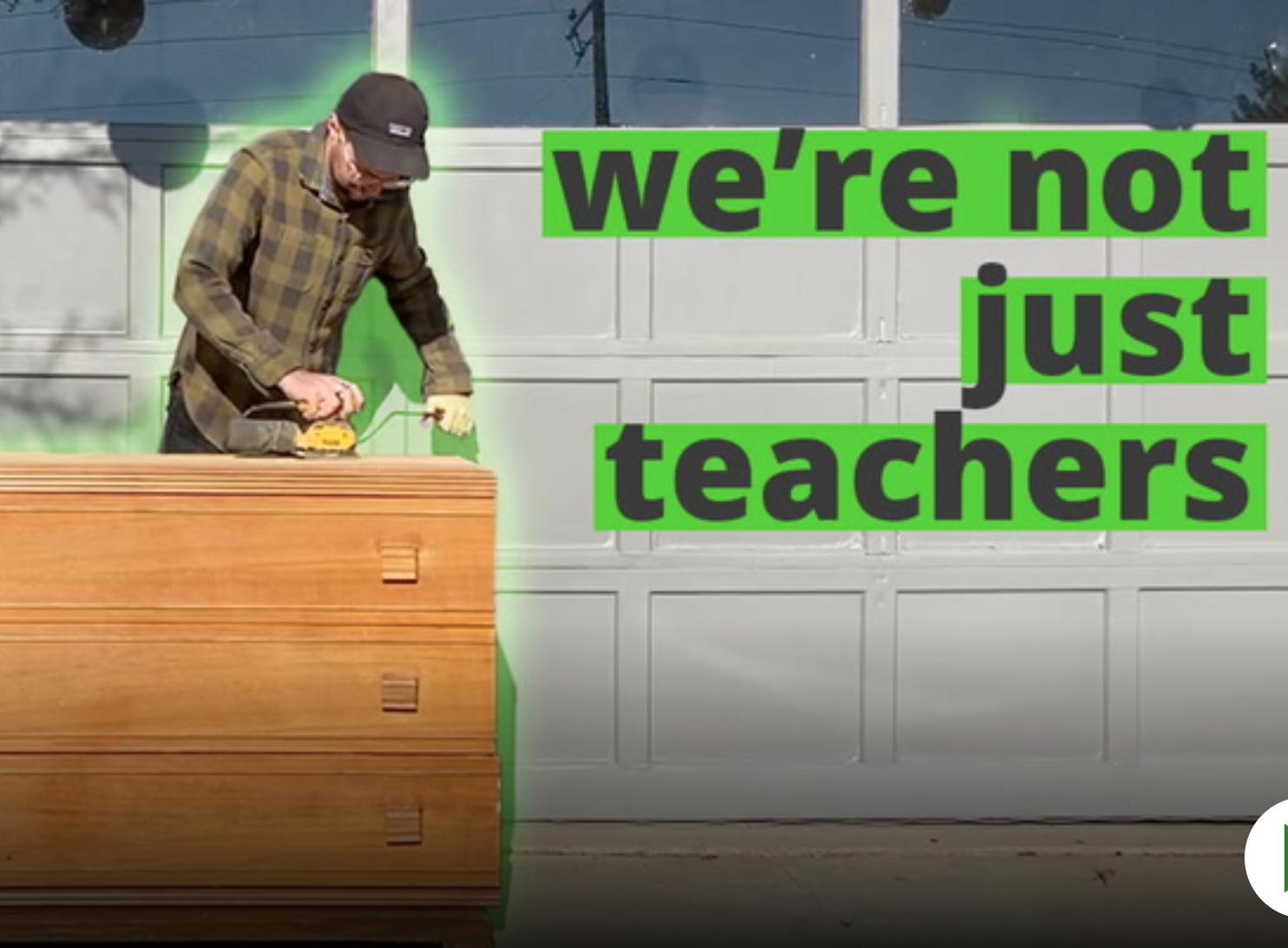 Happy Teacher Appreciation Week: Has A Teacher Changed Your Life? - 1