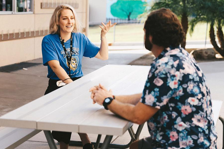 Happy Teacher Appreciation Week: Has A Teacher Changed Your Life?
