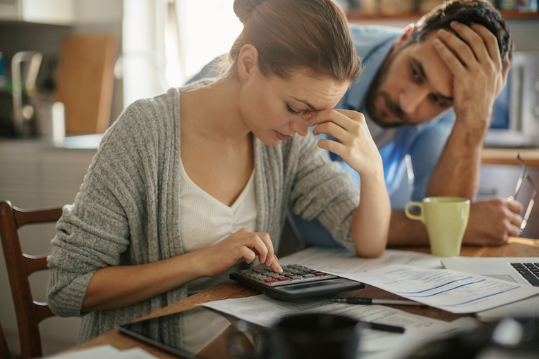 High Income but High Debt, Too: Can We Get Financial Aid?