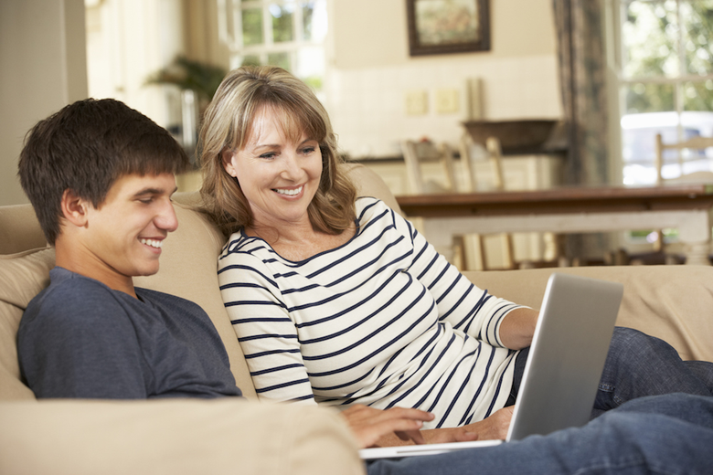 How Much of the Application Process Should Mom Be Doing?