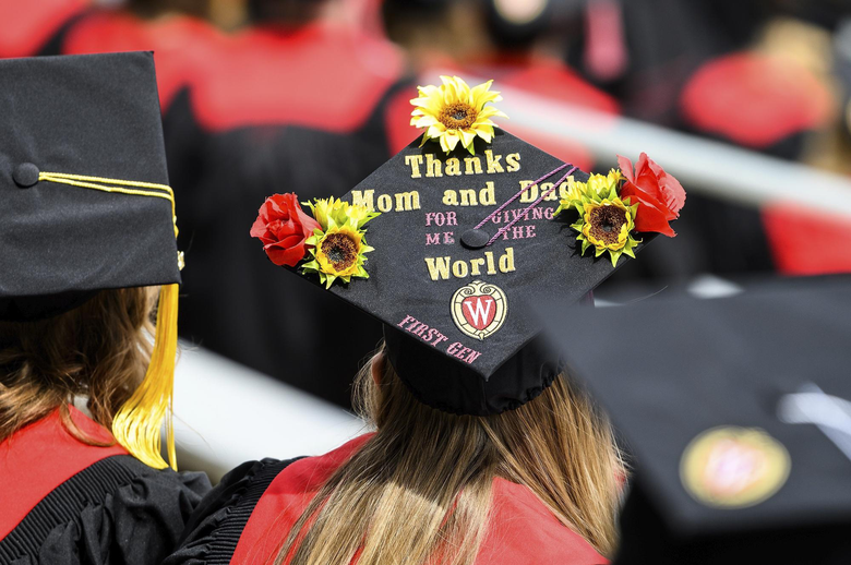 In-Person or Online, Class of 2021 Commencements Are Joyful and Inspiring - 1