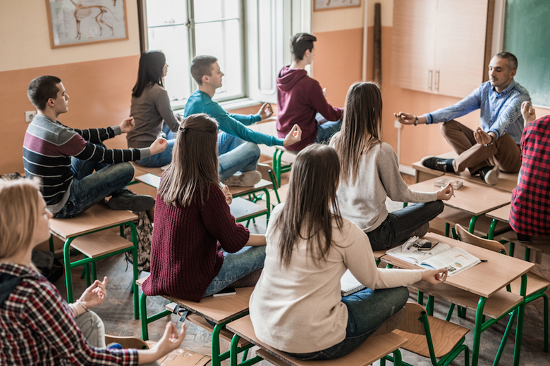 Meditation, Yoga and More: Unique Ways to Relax on Test Day