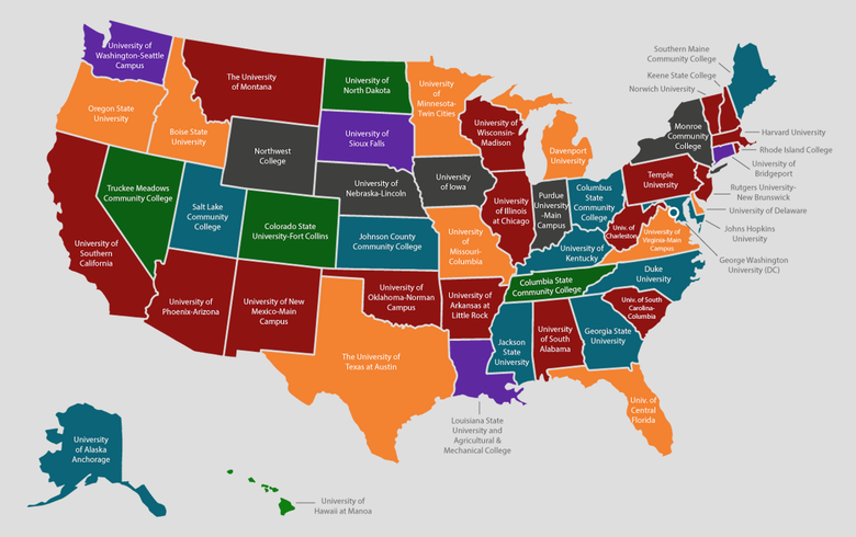 New Report: Safest College Campuses in America