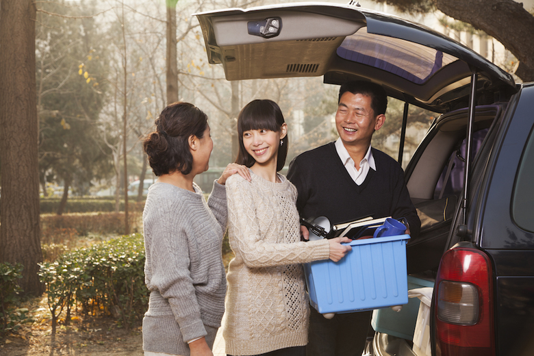Parents: Don't Forget These Items As You Pack for College