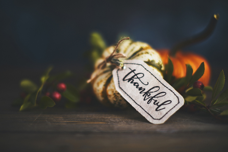 Practicing Thankfulness in the Workplace - Not Just in November