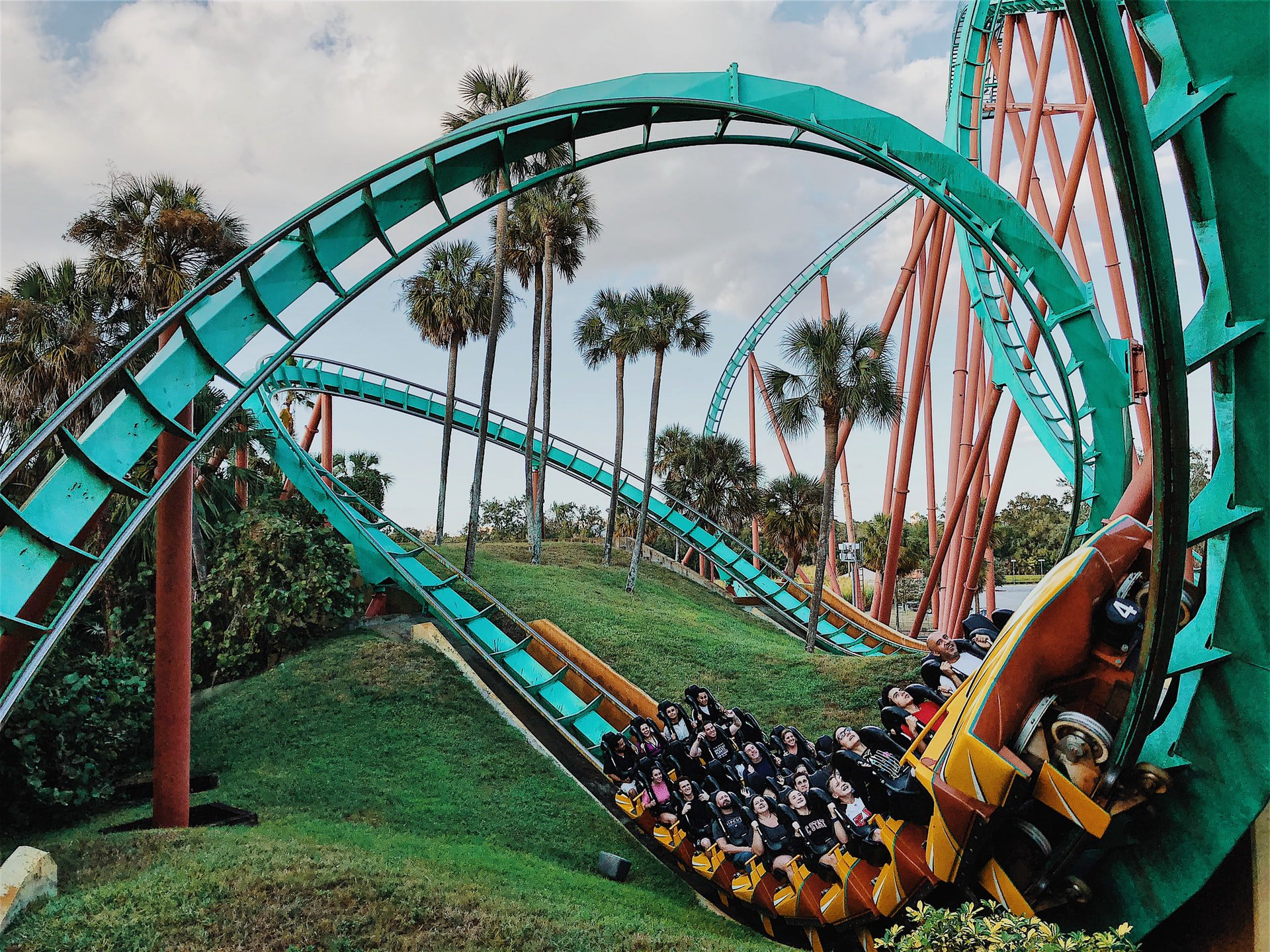 Enjoy the Ride:  9 Actions Parents Can Take to Survive the College Admission Roller Coaster