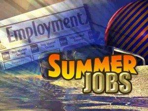 Summer Jobs: Few or Far Between?
