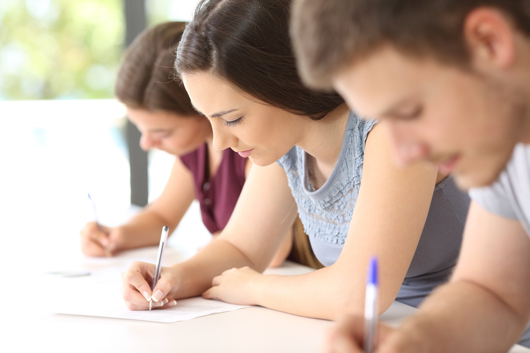This State Once Again Ranks Highest on AP Test Results