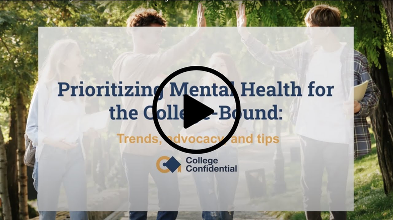 Webinar Recap: Prioritizing Mental Health for the College-Bound