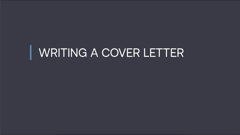 Your Guide to Writing a Targeted Cover Letter
